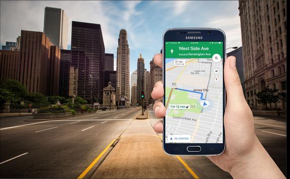 Live Earth Map 2019 : Street View World Navigation