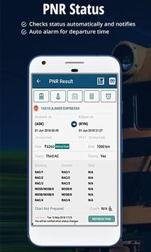 IRCTC Enquiry PNR Status Check and Live Train Status