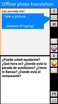 Offline Translator: Spanish-English Free Translate