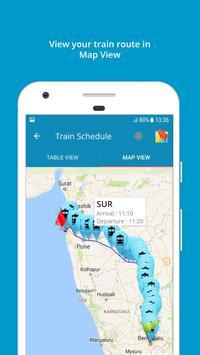 Indian Rail Train Info ScreenShot3