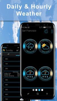 Weather Rise Clock 30+ Widgets