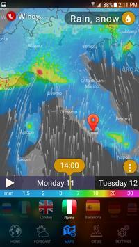 WEATHER NOW PREMIUM forecast, rain radar and widgets