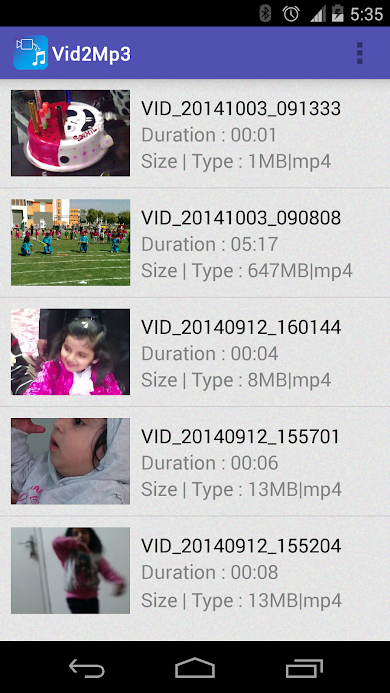 Vid2Mp3 | Any Video To MP3