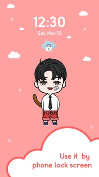 Oppa Doll Maker - iDol Emoji and Sticker ScreenShot3