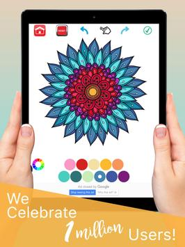 Coloring Book For Adults Free - ColorWolf ScreenShot3