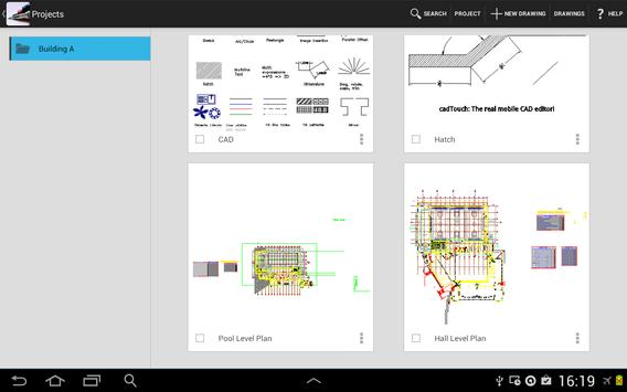 CAD Touch Free ScreenShot3