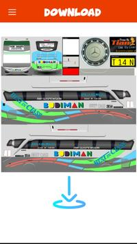 Livery Bussid Budiman 3 Free For Android Apk Download