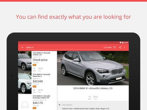 Used cars for sale - Trovit ScreenShot3