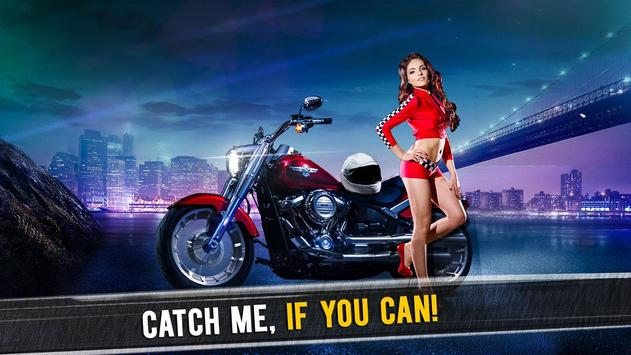 Motorbike Racing Game 2019