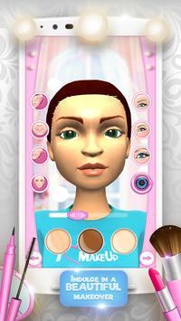 3D Makeup Games For Girls ScreenShot3