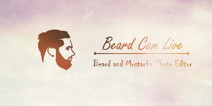 Beard Live Camera Photo Editor