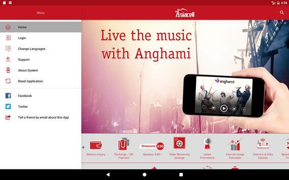 Asiacell ScreenShot3