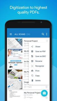 Quick PDF Scanner FREE - Scan to PDF