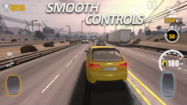 Racing Traffic Tour  multiplayer car racing ScreenShot3