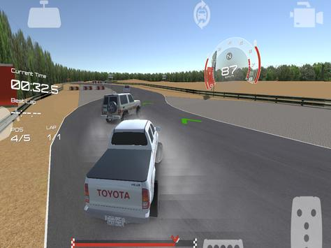 Car Racing Speed Pickup Cars ScreenShot3