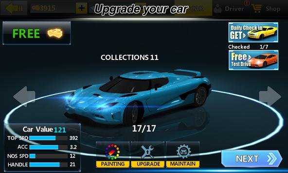 City Racing Lite ScreenShot3