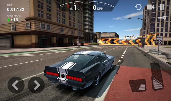 Ultimate Car Driving: Classics ScreenShot3