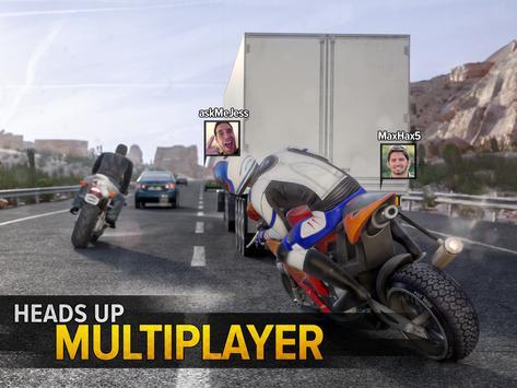 Highway Rider Motorcycle Racer ScreenShot3