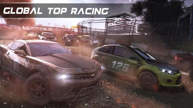Dirt Car Racing An Offroad Car Chasing Game ScreenShot3