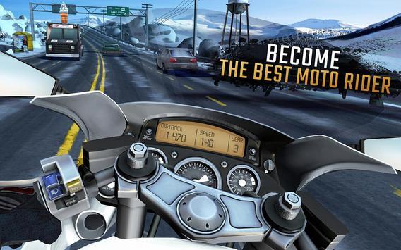 Moto Rider GO: Highway Traffic ScreenShot3
