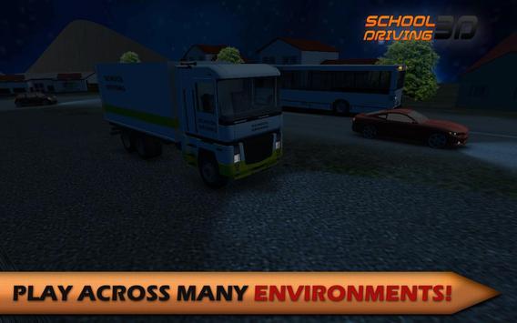 School Driving 3D ScreenShot3