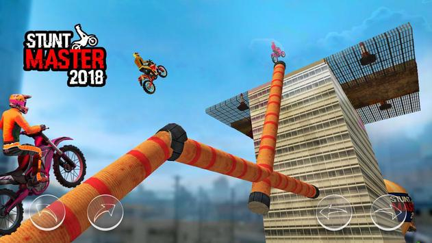 Bike Stunt Master ScreenShot3