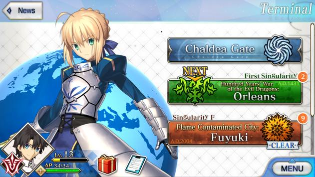 Fate/Grand Order (English) ScreenShot3