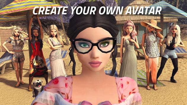 Avakin Life  3D Virtual World ScreenShot3