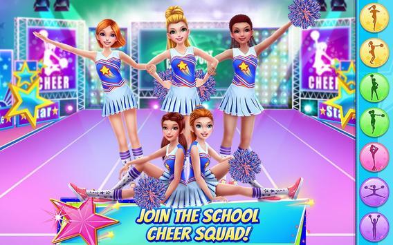Cheerleader Dance Off  Squad of Champions ScreenShot3