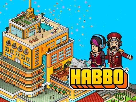 Habbo  Virtual World ScreenShot3