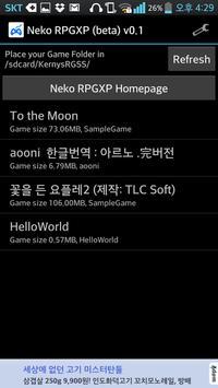 Neko RPGXP Player ScreenShot3
