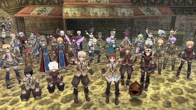 RPG IRUNA Online MMORPG ScreenShot3