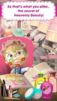 Masha and the Bear: Hair Salon and MakeUp Games ScreenShot3