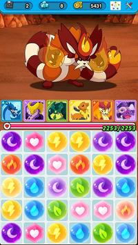 Dynamons Evolution Puzzle and RPG: Legend of Dragons ScreenShot3