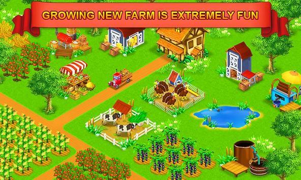 Big Farm Life ScreenShot3
