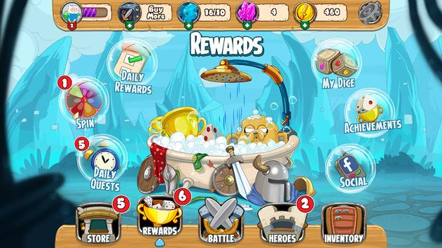 Champions and Challengers  Adventure Time ScreenShot3