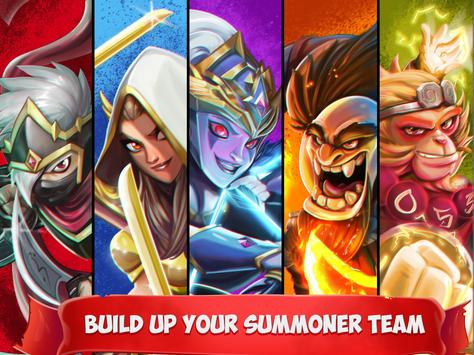 Epic Summoners: Battle Hero Warriors  Action RPG ScreenShot3