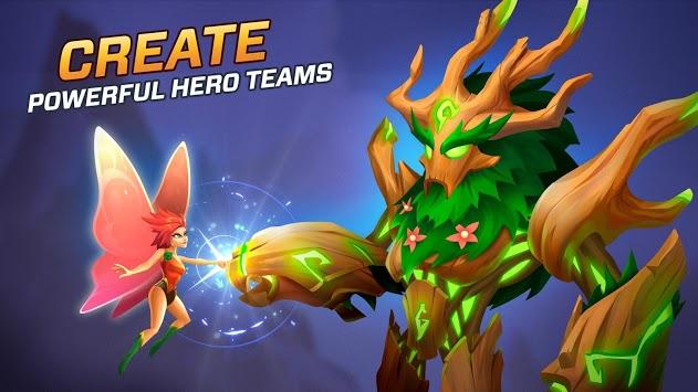 Legends at War! ScreenShot3