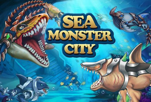 Sea Monster City ScreenShot3
