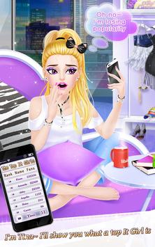 It Girl  Fashion Celebrity and Dress Up Game ScreenShot3
