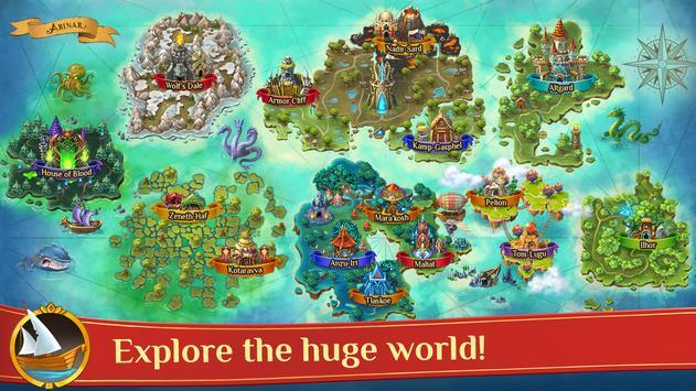 Warspear Online (MMORPG, RPG, MMO) ScreenShot3