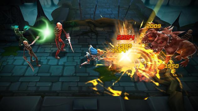 BLADE WARRIOR: 3D ACTION RPG ScreenShot3