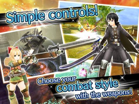 RPG Toram Online ScreenShot3