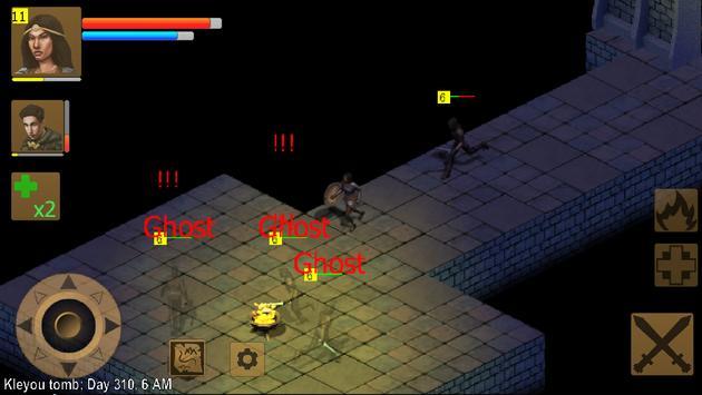 Exiled ingdoms RPG ScreenShot3