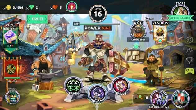 Dungeon Legends  PvP Action MMO RPG Coop Games ScreenShot3