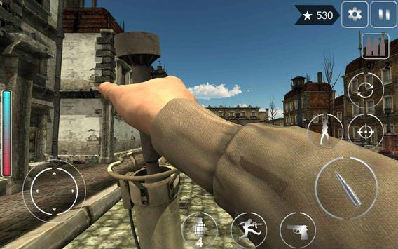 Call Of Courage : WW2 FPS Action Game ScreenShot3