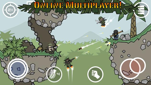 Doodle Army 2 : Mini Militia ScreenShot3