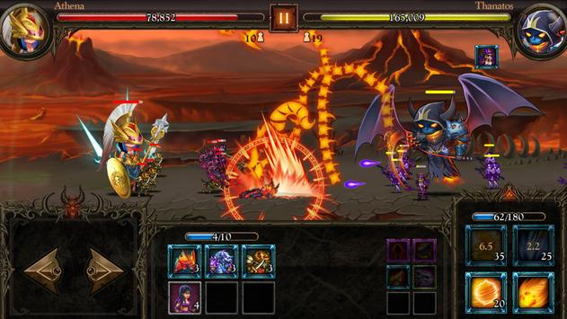 Epic HeroesWar: Blade and Shadow Soul Online Offline ScreenShot3