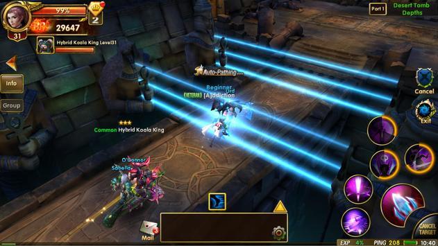 Rise of Ragnarok  Asunder ScreenShot3