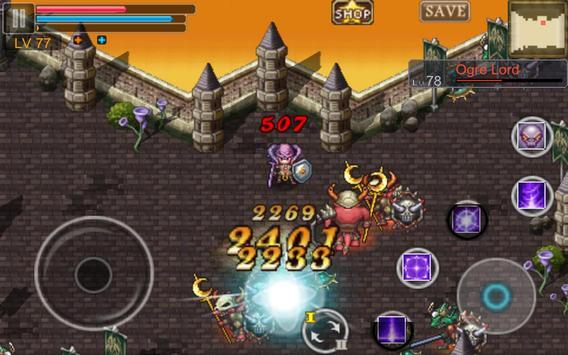 Aurum Blade EX ScreenShot3